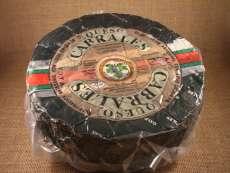 Cabrales-juustoa Cabrales