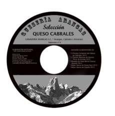 Cabrales-juustoa Pepe Bada, Selección Cabrales