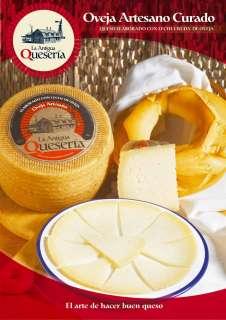 juusto La Antigua Queseria, Artesano Curado