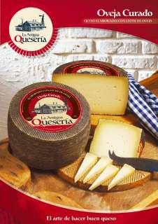 juusto La Antigua Queseria, Curado