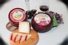juusto La Granja del Fraile VINO dop