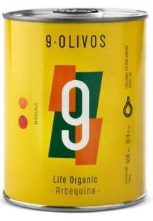 Oliiviöljy 9-Olivos, Arbequina