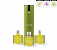Oliiviöljy 9-Olivos, pack cata Green Flavours
