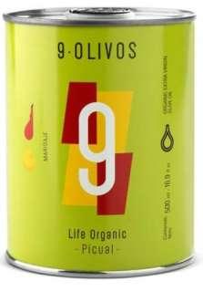 Oliiviöljy 9-Olivos, picual