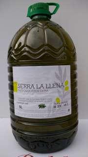 Oliiviöljy Serra la Llena