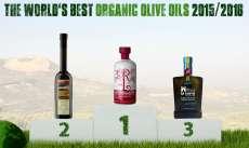 Oliiviöljy World's best organic olive oils pack