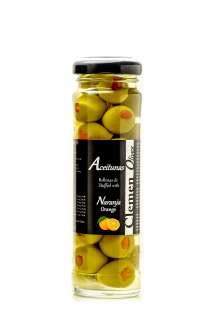 Oliivit Clemen, Olives-Naranja