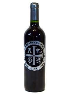 Punaviinit Compañia de Vinos M. Martín Tinto  - 12 Uds.