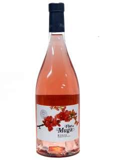 Punaviinit Flor de Muga Rosado