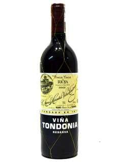 Punaviinit Viña Tondonia