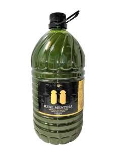 Real Mentesa. Sin filtrar. 5 litros