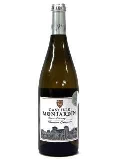 Valkoviinit Castillo Monjardín Chardonnay Fermentado en Barrica
